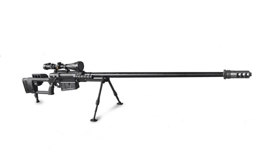Senapan Penembak Runduk ( Sniper ) Pindad SPR-2 KAL. 12.7 MM
