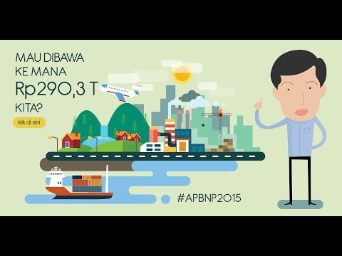 Lensa : Video Infrastruktur Penggerak Ekonomi | Kementrian Keuangan Republik Indonesia