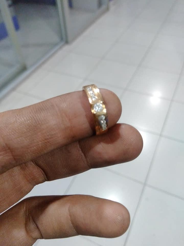 Penemuan Cincin Emas di Olifant School