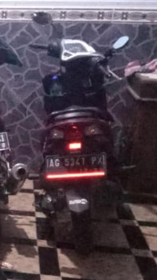 Info Kehilangan Sepeda Motor