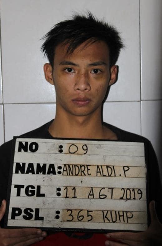 7 Tahanan Polres Semarang Melarikan Diri
