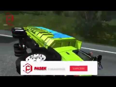 Diduga Animasi Reka Ulang Kecelakaan Maut Beruntun Tol Cipularang KM 91