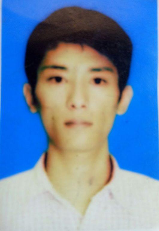 Info Orang Hilang (Dimas Sanjaya)
