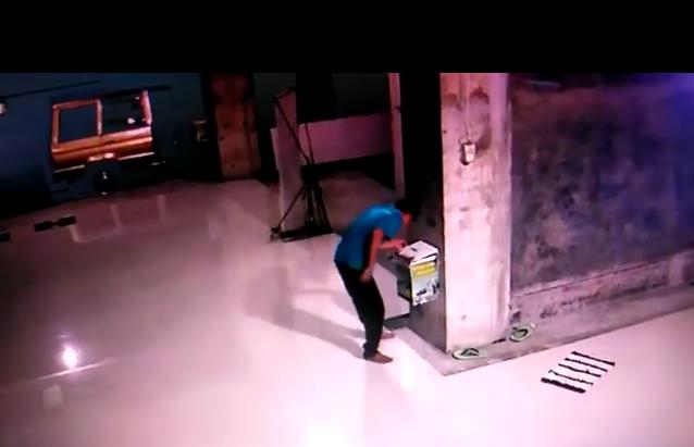 Pencuri Bobol Kotak Infaq Masjid Al Inayah Sedayu Bantul