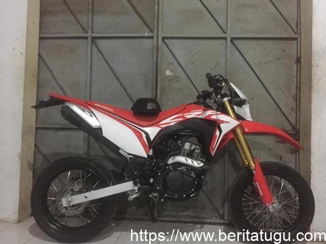 Info Kehilangan : Telah Dicuri Sepeda Motor