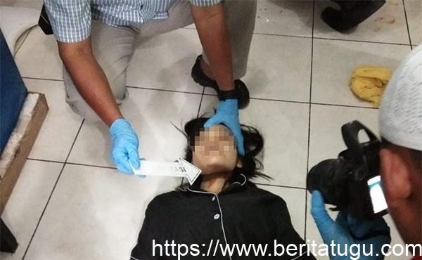 Diduga Putus Cinta, Seorang Wanita Nekat Bunuh Diri di Medan