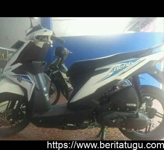 Info Kehilangan : Telah Hilang Motor Honda beat putih New, Nopol AA 3217 FY di Temanggung