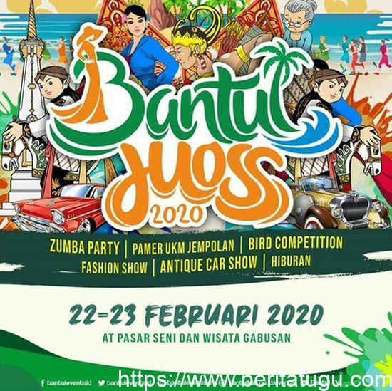 BANTUL JUOSS 2020 (22-23 Februari 2020)