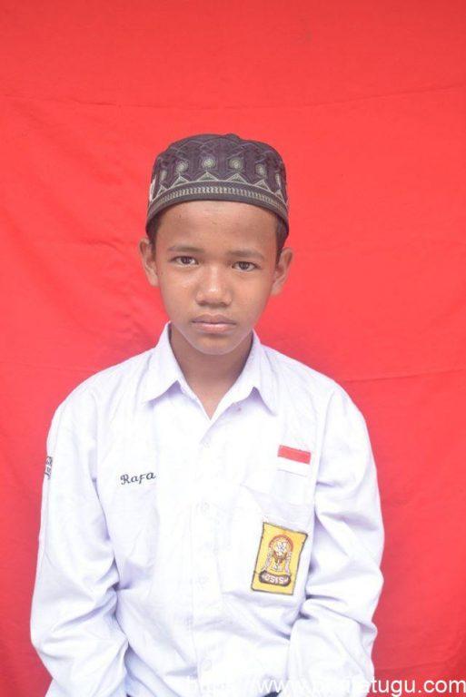 Info orang Hilang (Rafa Radya Pramudya)