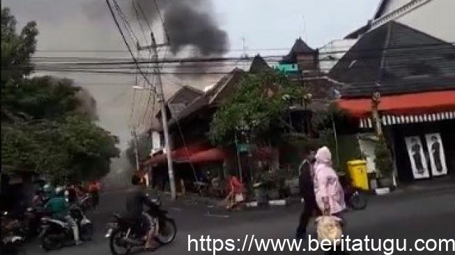 Raminten's Kitchen Kotabaru Kebakaran Kamis Pagi Ini