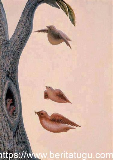 Test Psikologi : Lihat Wajah Wanita, Burung atau Sarang Burung? Cek Artinya