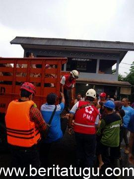 Update 22/02/2020 [05.00] Info BPBD DIY Jumlah Korban Siswa SMP N 1 Turi Hanyut Terseret Aliran Sungai Saat Melakukan Kegiatan Susur Sungai