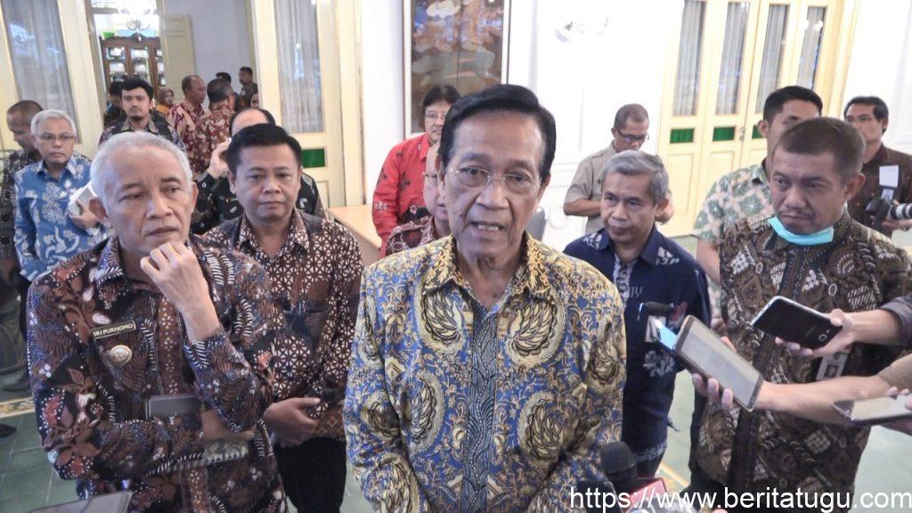 Gubernur DIY Sri Sultan Hamengku Buwono X Memutuskan Kegiatan Belajar Mengajar dilakukan Online dari Rumah Masing-Masing MUlai 23 Maret – 31 Maret 2020