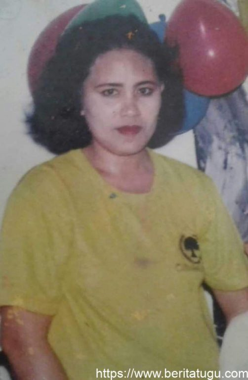 Mencari keberadaan seorang ibu (Sitti Halija)