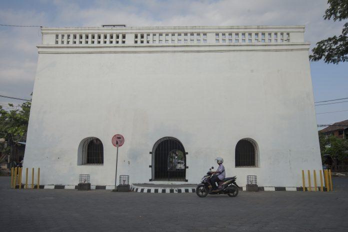 Jogja Bike : Sejarah Tentang Panggung Krapyak