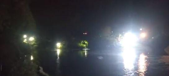 Kecelakaan di Peraiaran Dam Kiyaran – Dam Dadapan Bantul Masih Dalam Proses Pencarian Sejak Senin Malam, 11 Oktober 2021
